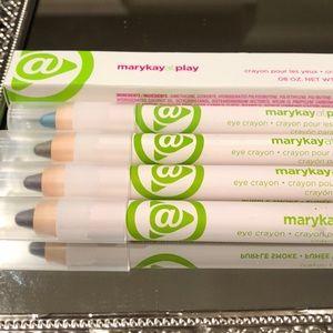 NEW marykayatplay eye crayon, color teal